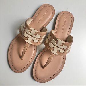 Tory Burch Leigh Flip Flop Sandals